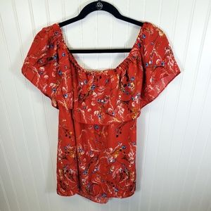 NWT Rose and Olive Top Plus Size